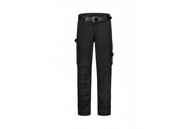 Work Pants Twill Cordura Stretch